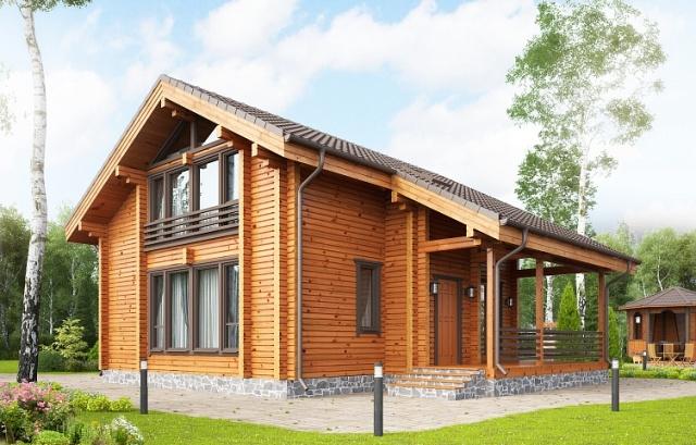 Belbalka.by - Проектирование и строительство деревянных домов